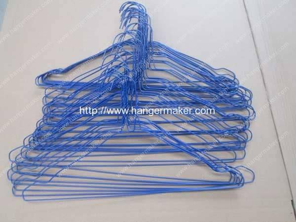 PVC-Coated-Wire-Hanger-Making-Machine