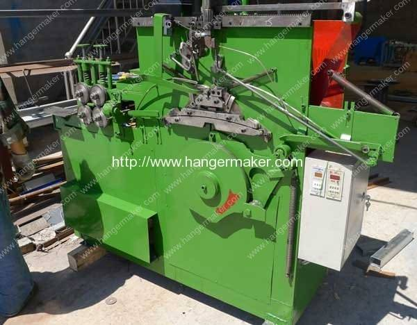 Romiter-Galvanized--Wire-Hanger-Making-Machine