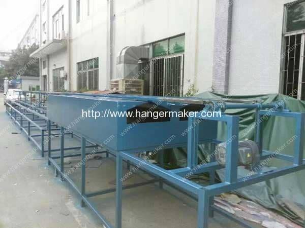 Wire-Hanger-Seamless-PVC-Coating-Machine