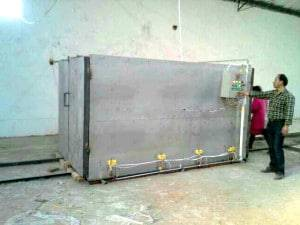Low Temperature Oven for Wire Hanger Production Line