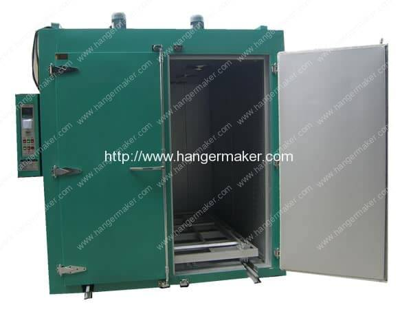 Electric Heating Oven for Electrostatic Powder Coating