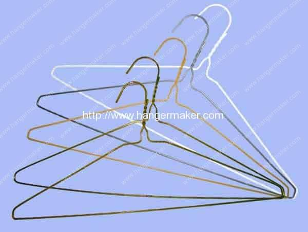 Laundry-PVC-coated-wire-hanger-for-sale