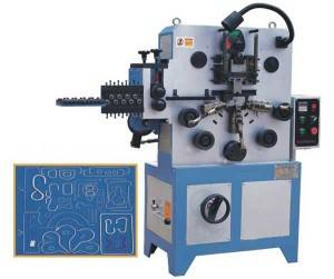 Metal Hook Forming Machine