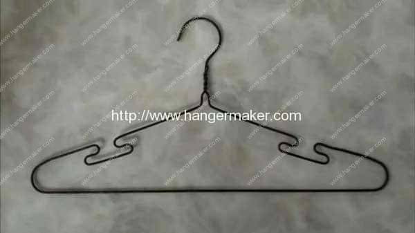 PE-Not-Coated-Twist-Type-Butterfly-Shape-Wire-Hanger-Making-Machine