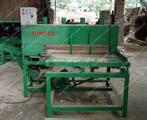 Four-Side-Shaving-Machine-for-Wooden-Hanger-Production-Line