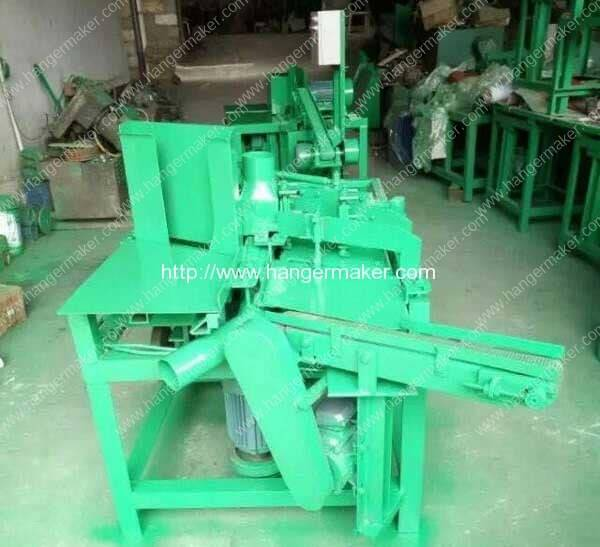 Full Automatic Wooden Hanger Making Line | Wire Hanger