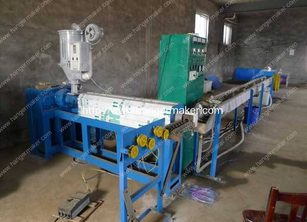laundry-steel-wire-plastic-coating-plan-for-zambia-customer