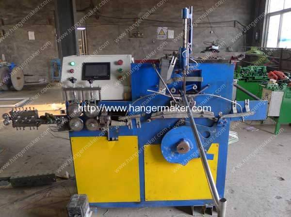 CNC-PET-Plastic-Coated-Wire-Hanger-Making-Machine