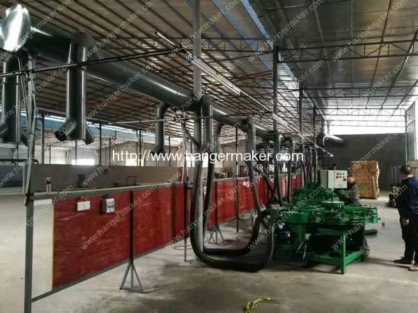 Wooden Hanger Production Line for Vietnam Customer