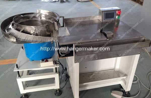 Automatic Hanger Wire Bundling Machine