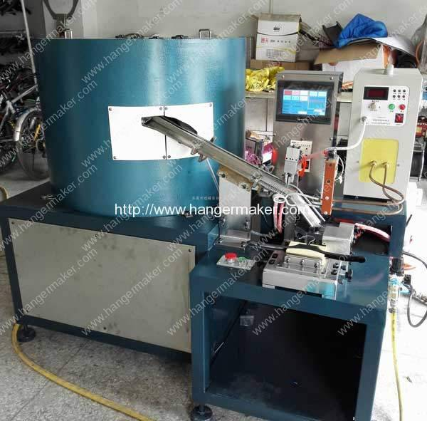 Semi-Automatic Plastic Hanger Hook Inserting Machine for Sale