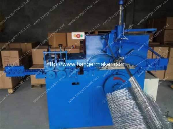Galvanized Wire Hanger Forming Machine for Bahrain Customer