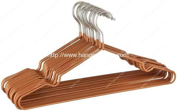 High Quality PVC Coated Wire Hanger for Sale