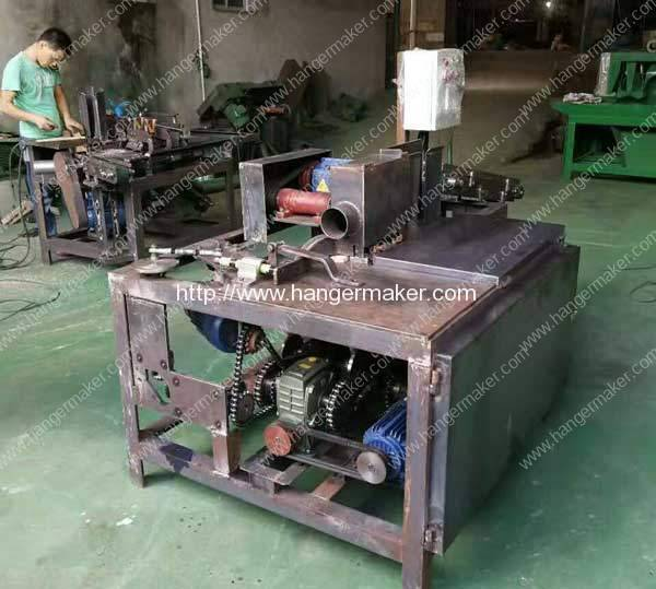 Wooden Hanger Making Machine Manufacturing for Russia Customer