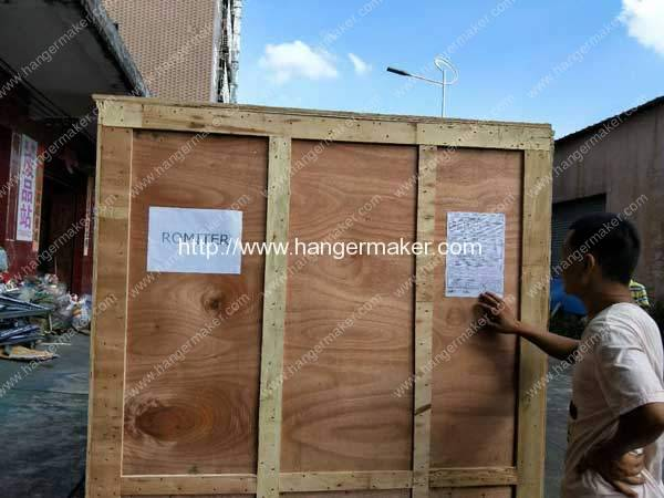 Metal-Hanger-Hook-Machine-for-Egypt-Ready-for-Delivery