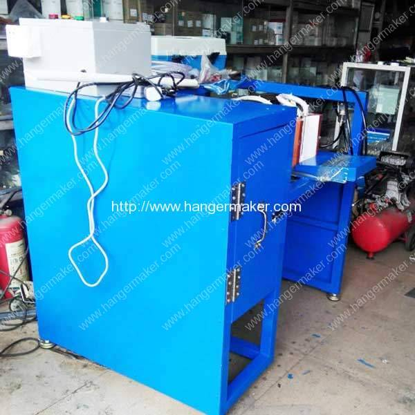Semi-Automatic Plastic Metal Hook Removing Machine