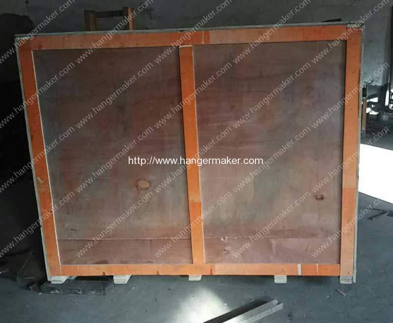 Galvanized-Wire-Hanger-Making-Machine-for-South-America