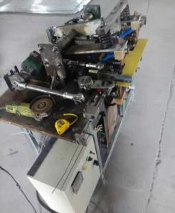 Wire Hanger Trousers Hook Welding Machine