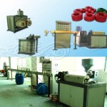 Steel Wire PVC Coating Machine