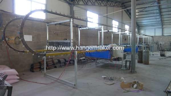 Metal-Hanger-Liquid-PVC-Coating-Machine