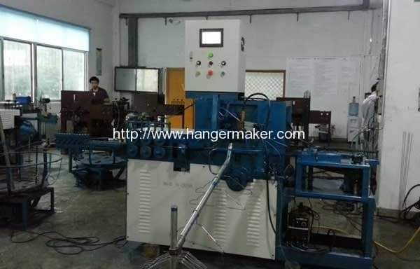 Welding-hanger-making-machine