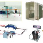 Full Automatic Wire Hanger Electrostatic Coating Machine