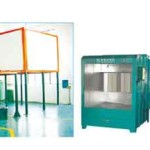 Semi-Automatic Electrostatic Powder Spary Coating Machine