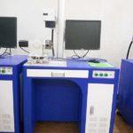 Wooden Hanger Laser Branding Machine