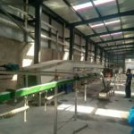 Full Automatic Wire Hanger PE Coating Line Curing Oven