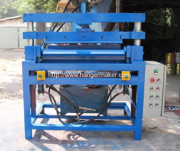 Automatic Hook Row Shape Forming Machine
